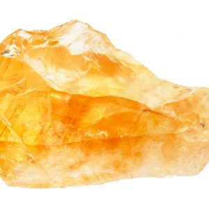Geel Oranje Edelsteen sieraden