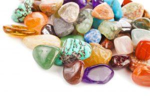 Knuffel-stenen