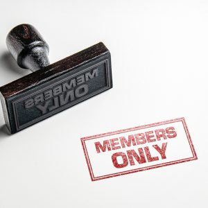 Members Only Producten